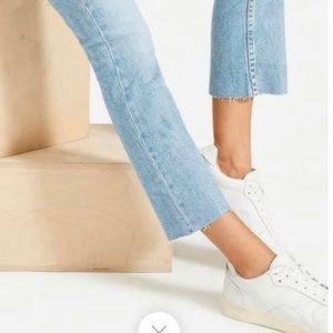 Never Worn Everlane High Rise Crop Jeans - Light